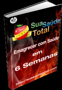 E-book Emagrecer com Saúde
