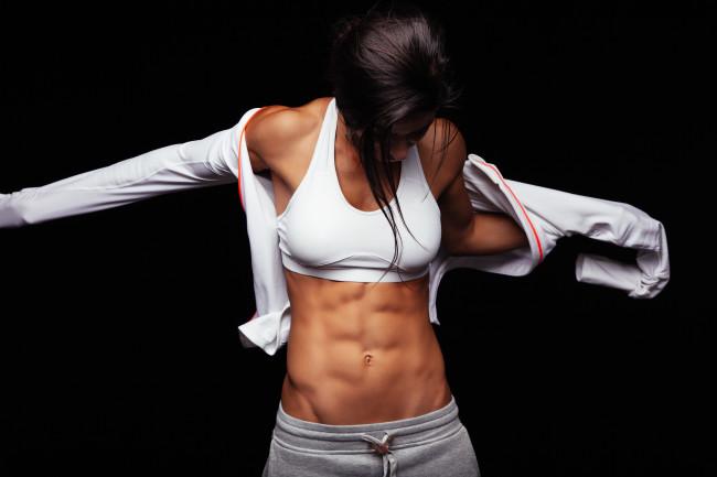 como definir o abdomen e ganhar massa muscular