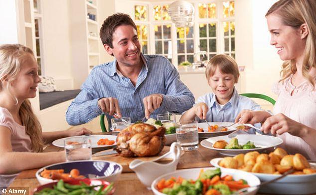 como emagrecer com saude dieta em familia