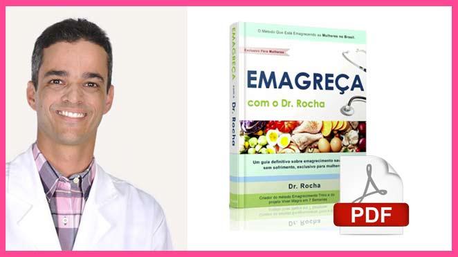 Vale a Pena Comprar o Livro Emagreça com Dr Rocha
