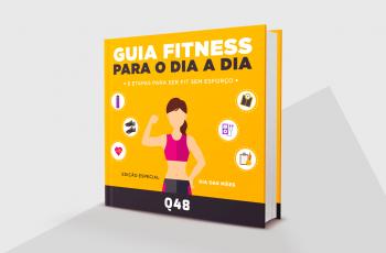 Guia Fitness Para Mulheres Grátis: Um Presente do Sua Saúde Total e do Q48!