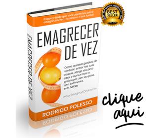 Livro Emagrecer de Vez Download