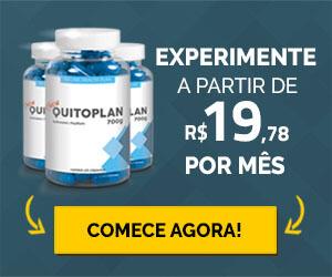 Experimente QuitoPlan: Bloqueador Natural de Gordura!