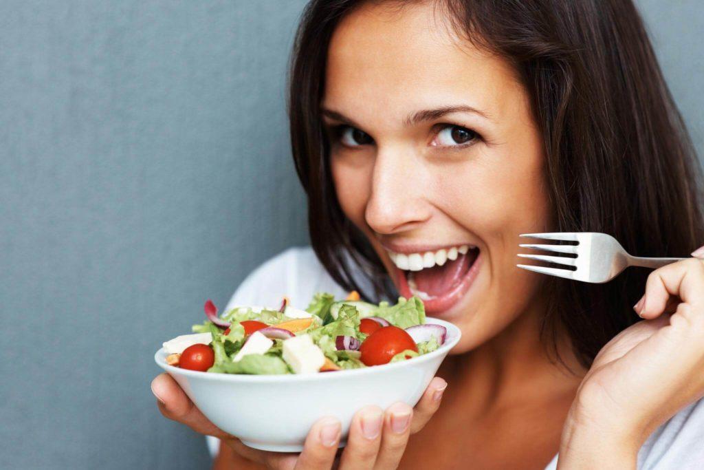como emagrecer com saude comendo devagar
