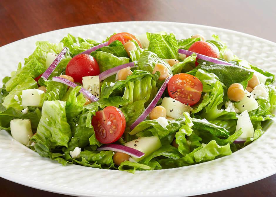 como emagrecer com saude salada