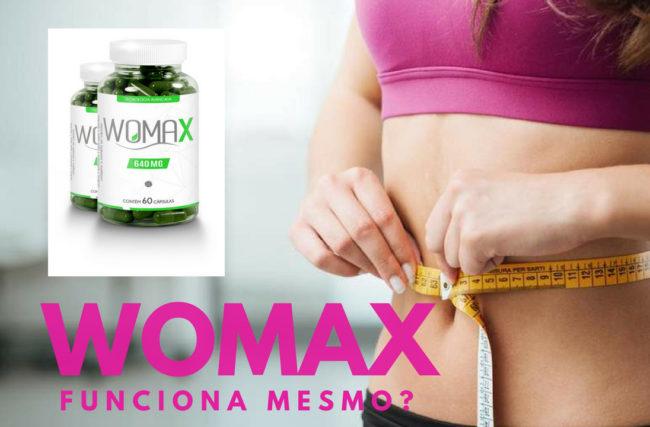 Womax Emagrecedor é Bom? Funciona Mesmo?