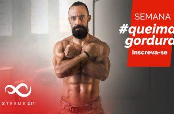 Semana #QUEIMAGORDURA Xtreme 21: 5 Aulas Grátis do Sergio Bertoluci