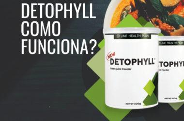 Detophyll: A Fórmula Detox para Emagrecer!