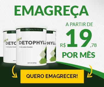 Detophyll Suplemento para Emagrecer