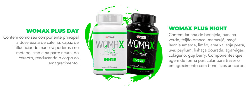 Womax Plus Funciona Nova Fórmula