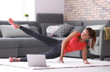 Como Emagrecer em Casa com Exercícios Práticos e Rápidos sem Academia e sem Dietas Malucas